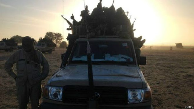 बोको हराम के 89 लड़ाकों को सज़ा-ए-मौत