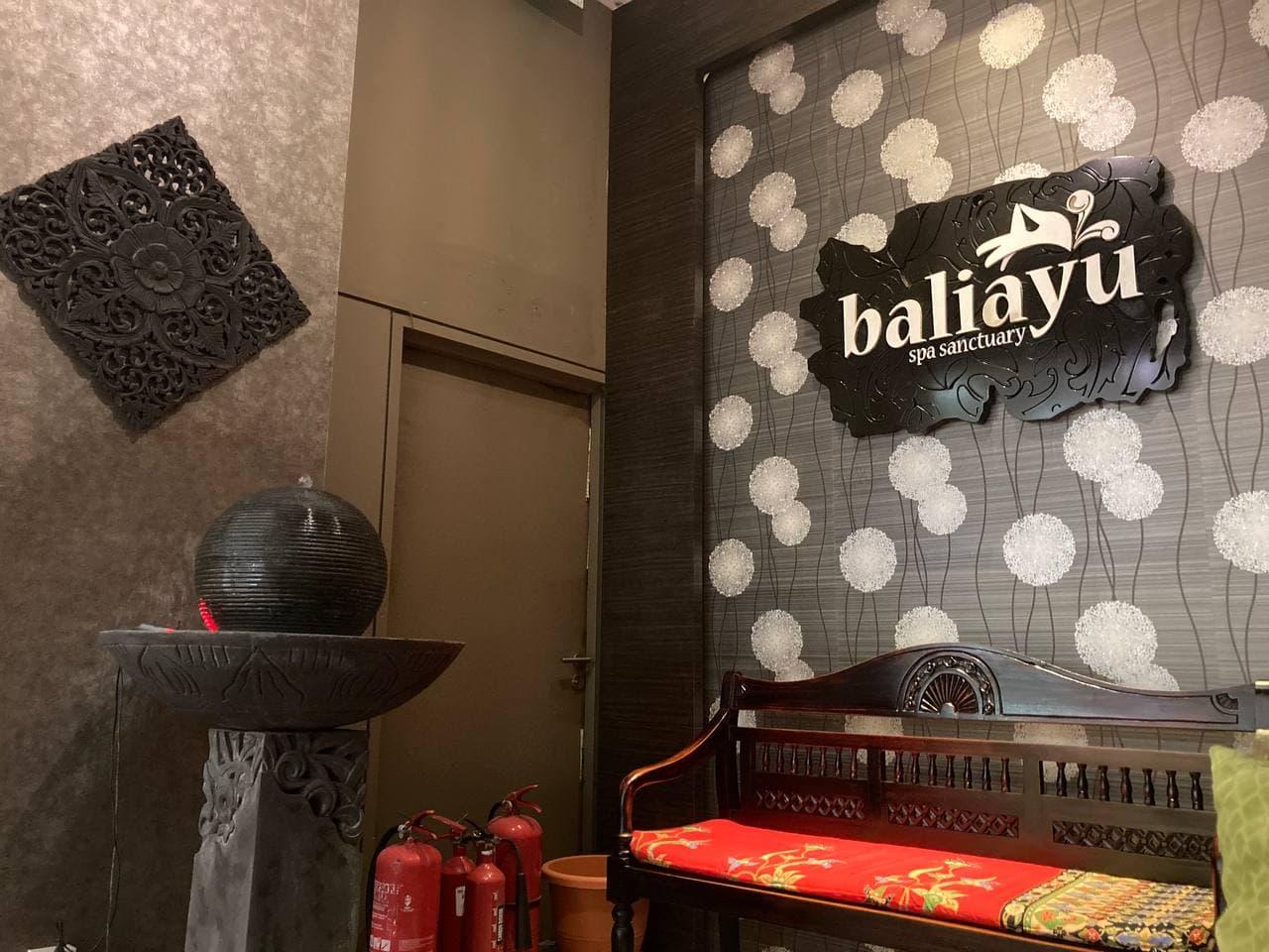 Baliayu Spa Sanctuary   Khidmat Urutan Tradisional di Area Petaling Jaya