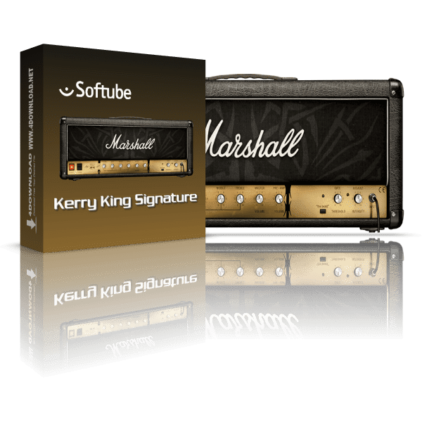 Softube Kerry King Signature v2.5.9 Full version