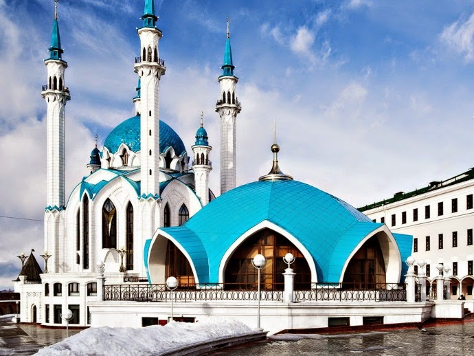 Masjid Kul Sharif - Rusia