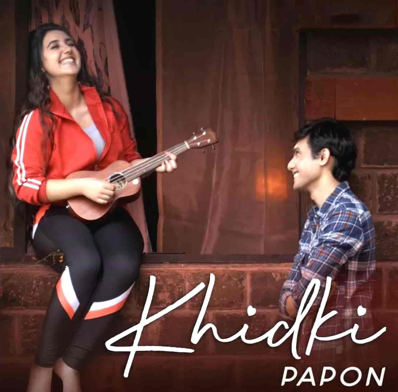 Khidki Hindi Song Image Features Ashnoor Kaur and Ritwik Bhoumik