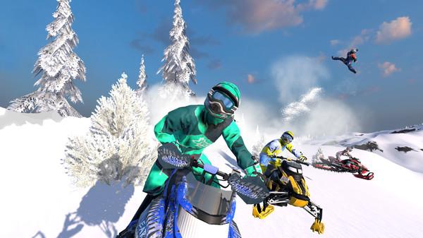 Snow Moto Racing Freedom-HI2U