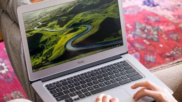 How to save and retrieve files Chrome OS 101