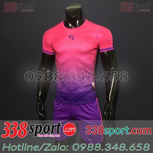 Áo bóng đá màu hồng đẹp