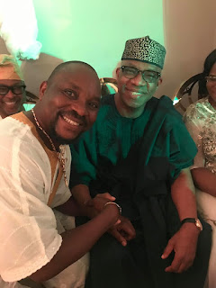 Photos From Ayo Fayose's Mother's 80th Birthday Party