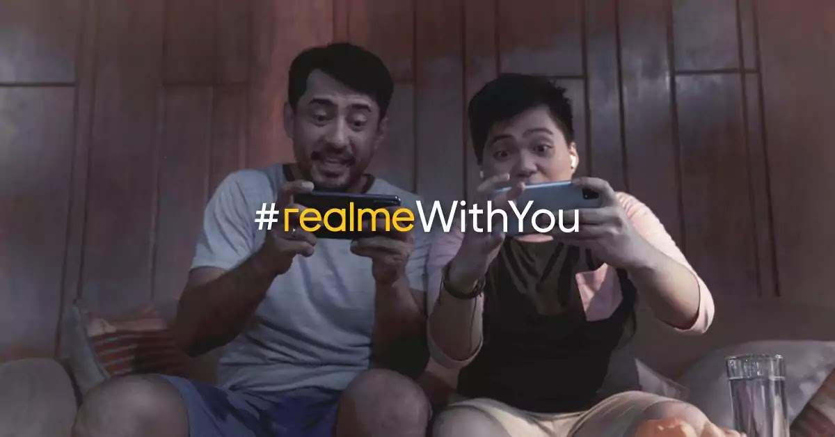 #realmeWithYou Tribute Video