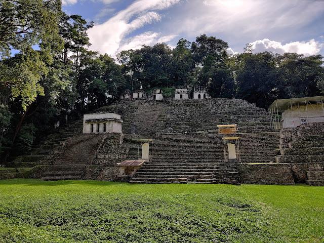 must visit attractions in Chiapas Bonampak