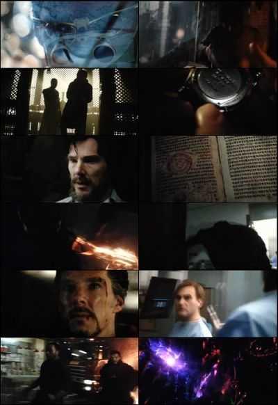 Doctor Strange 2016 Download 300mb HD-CAM