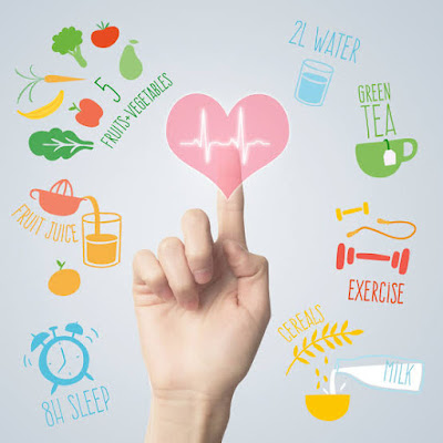 How to keep heart healthy : heart care tips