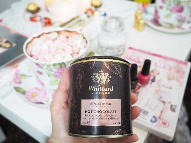 hot chocolate whittard