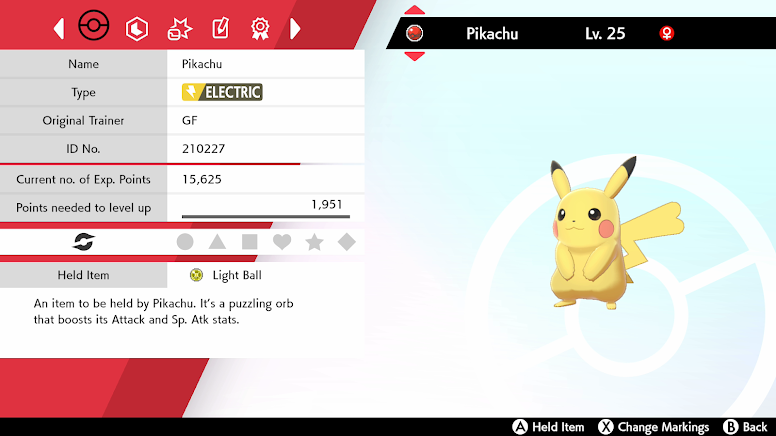 Pikachu Sing Pokémon Sword Shield