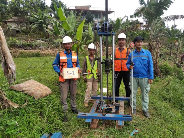 Inilah Jasa Sondir Boring / Soil Test Mataram, Nusa Tenggara Barat Handal