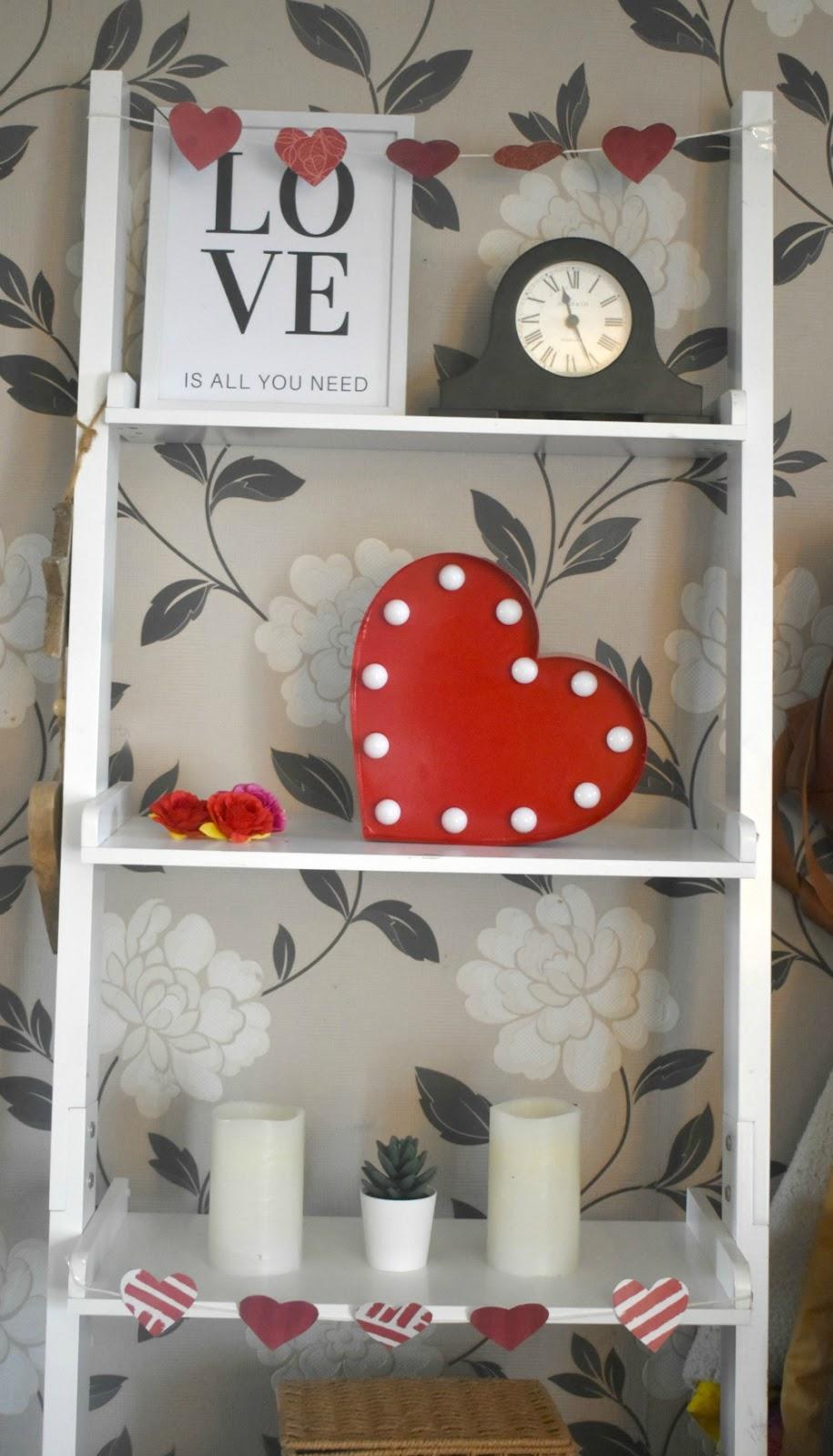 3 Fun Homemade Valentines Day Decor Ideas