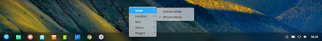 fashion-mode-deepin
