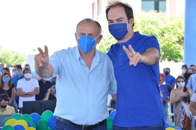Segundo Domiciano tem aumento significante de votos e é reeleito prefeito de São José do Sabugi - PB.