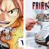 VISA lanza tarjetas de crédito de Fairy Tail, con diseños de Hiro Mashima
