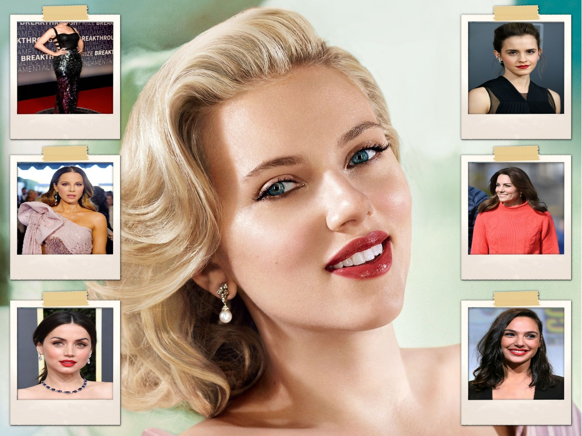 Top 10 Most Beautiful Women In The World 2020: (Actresses)