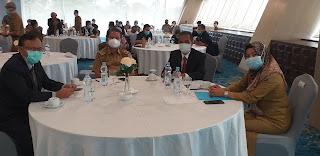 BPOM Jambi Gelar Sertijab Dari Pejabat Lama Ke Pejabat Baru