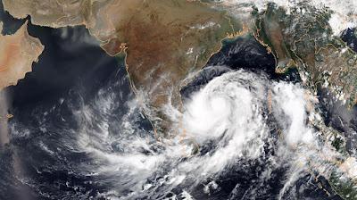 Fani Cyclone: आखिर तूफान का नाम 'फानी' कैसे पड़ा? जानिए इससे जुड़ी खास बातें
