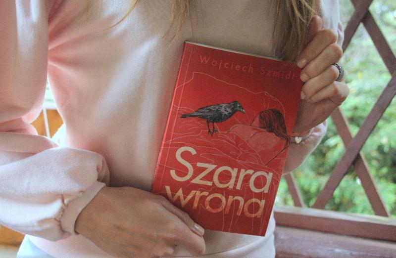 Szara wrona – Wojciech Szmidt