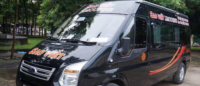 Xe-limousine-Sao-Viet-di-Sapa