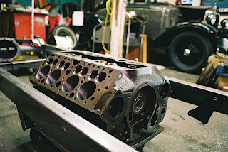 HOW TO REPAIR AN ENGINE BLOCK