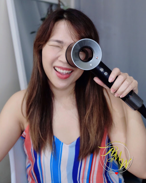DYSON Supersonic Hairdryer Review by Nikki Tiu of askmewhats.com