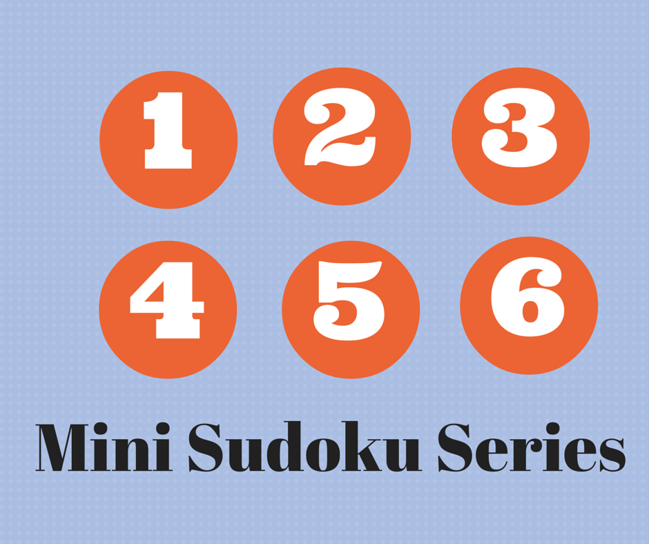 Mini Sudoku Series