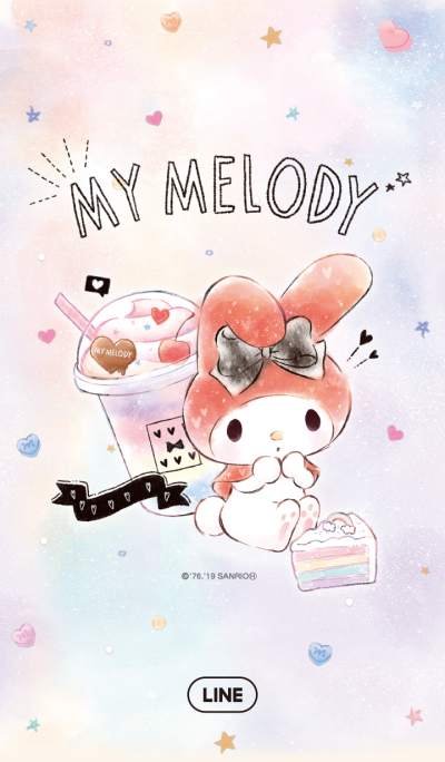 My Melody (Red Riding Hood)