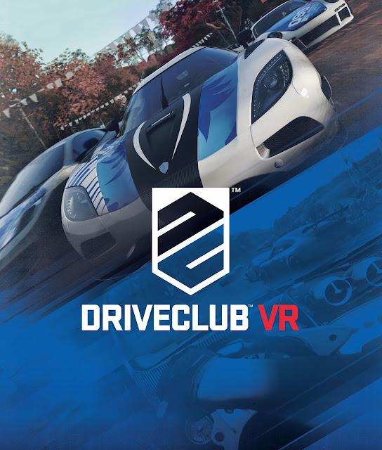 DriveClub VR é confirmado oficialmente na Gamescom 2016.