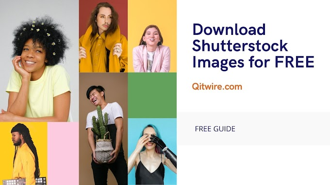 Download Shutterstock Images without Watermark | FREE