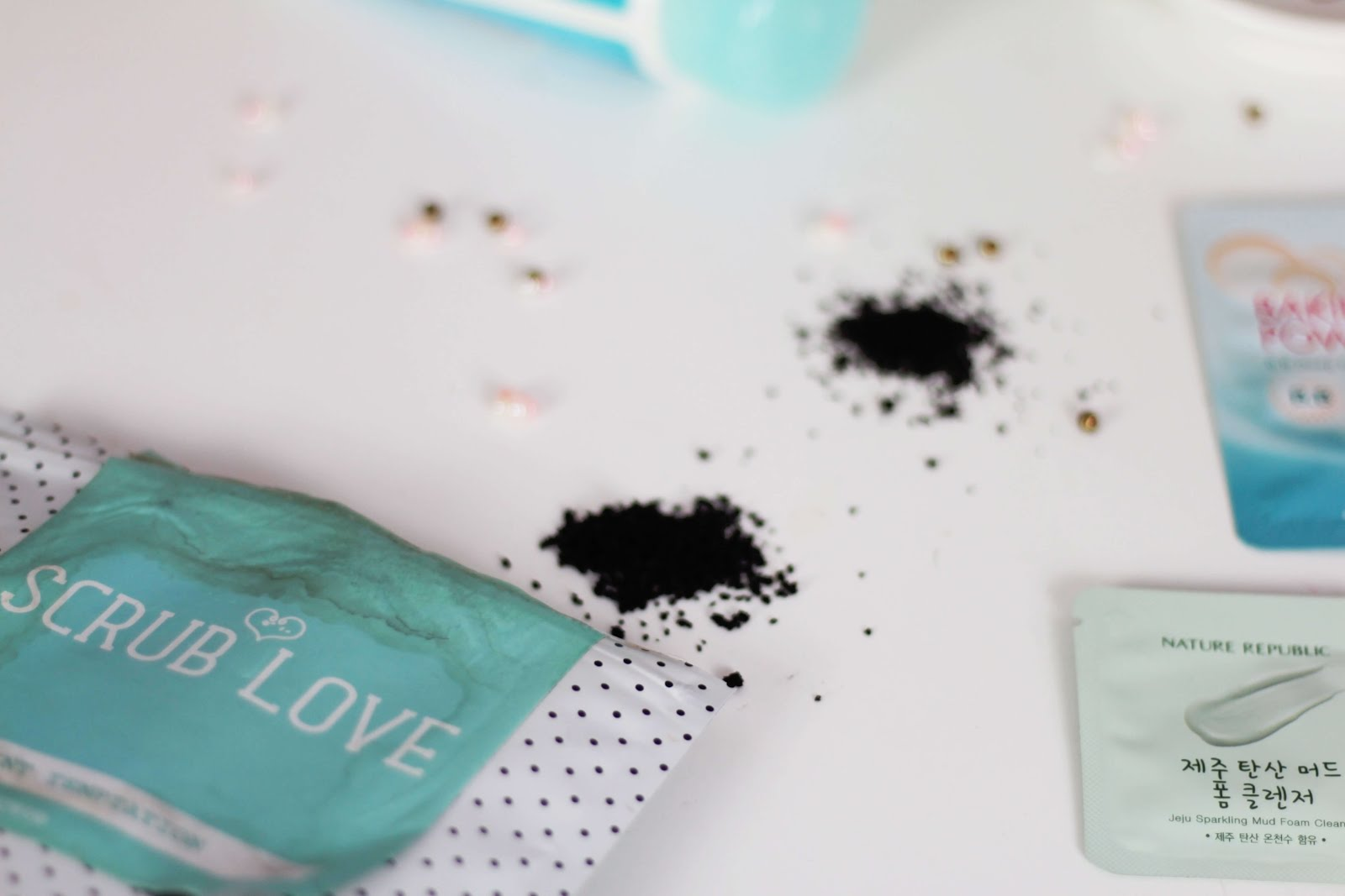 best affordable alternatives to microbead scrubs - coffee scrub