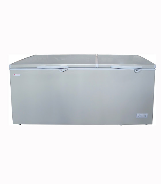 Hanabishi's Environment-Friendly and Energy-Saving  Chest Freezer