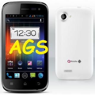 Qmobile Noir A6 Flash File