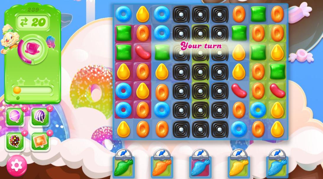 Candy Crush Jelly Saga 239