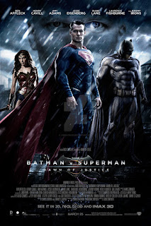Exciting 'Batman v Superman' is dark comic fun