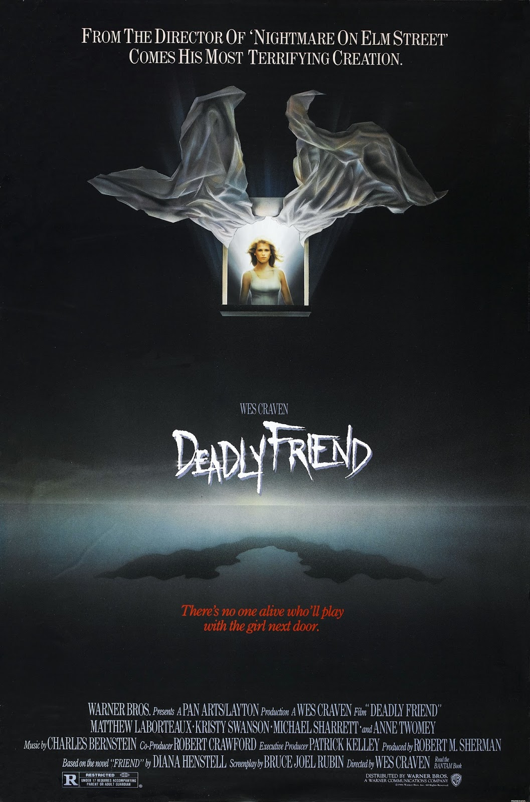 Deadly Friend (1986) ταινιες online seires oipeirates greek subs