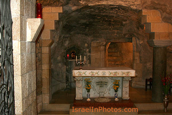Fotos de Israel  Imgenes de Israel Baslica de la