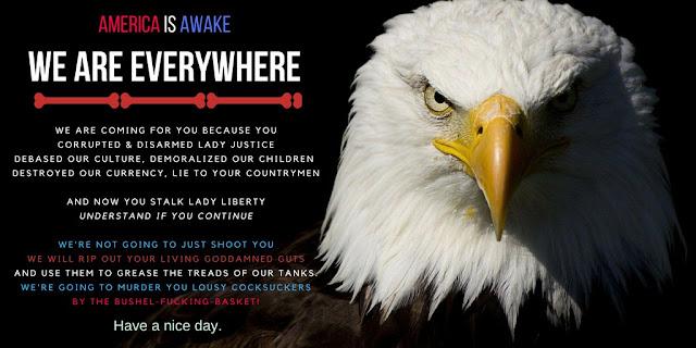 America has woken...
