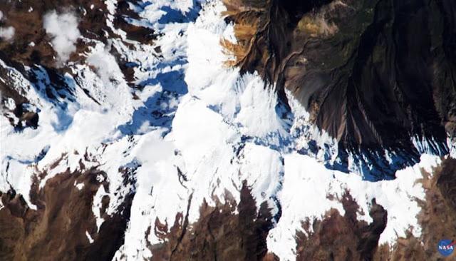 Perú desde el espacio, vídeo de la NASA