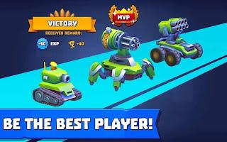 tanks a lot game