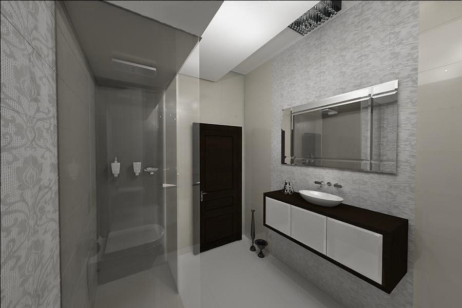 design interior baie casa Constanta