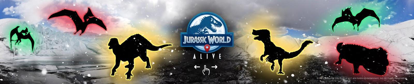 Jurassic World Alive EPICS tournament results