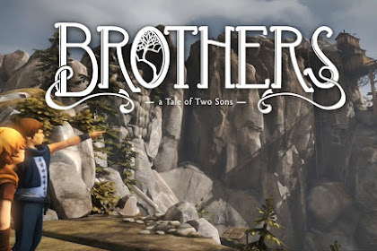 Game Mobile Offline Terbaik : Brothers: A Tale of Two Sons