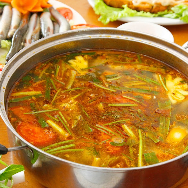 A taste of southern cuisine: keo fish hotpot 1