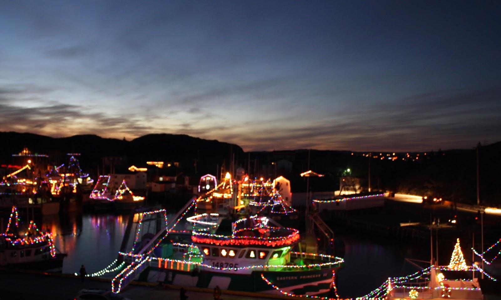 My Dark Cove Pantry Port De Grave Annual Boat Lighting