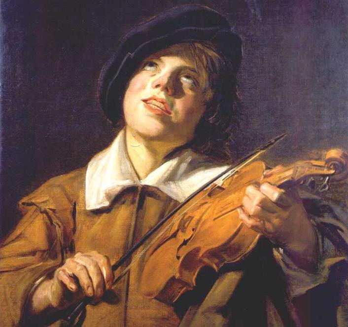 O Menino e o Violino