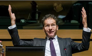 Eurogroup - ΠΡΙΝ ΛΙΓΟ: Εκλεισε η συμφωνία, δεχθήκαμε νέα μέτρα - Επιστρέφουν οι θεσμοί