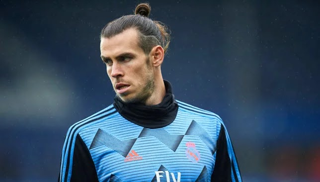 Tottenham consider the restoration of Gareth Bale before the end of January