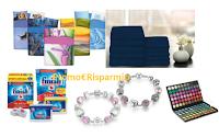 Logo Tutto sotto i 10€ ! imperdibili offerte per detersivi, cosmetici, accessori casa, gioielli e molto altro!